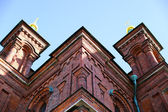 Uspensky Cathedral Helsinki — Stock Photo