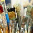 Paintbrushes — Stock Photo #38069815