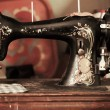 Old Sewing Machine — Stock Photo