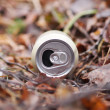 Stock Photo: Aluminium Can