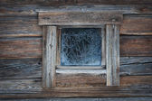Window in Winter — Stock Photo