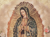 Our Lady of Gualalupe  — Stock Photo