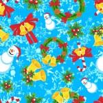 Christmas seamless — Stock Vector #1734501