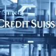 ZURICH - JANUARY 10:Credit Suisse is second-largest Swiss ba — Stock Photo #20770369