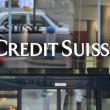 ZURICH - JANUARY 10:Credit Suisse is the second-largest Swiss ba — Zdjęcie stockowe #20772021