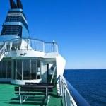 Cruise ship detail — Stock Photo #1646818