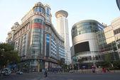 Shanghai city center — Stock Photo