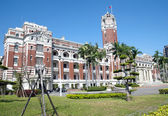 Palacio presidencial de taiwán — Foto de Stock