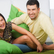 smiling couple — Stock Photo #13311575
