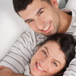 Smiling couple — Stock Photo #13311646