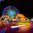 Lunapark- Warsaw Poland — Stock Photo