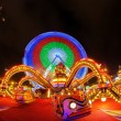 Lunapark- Warsaw Poland - Stockfoto
