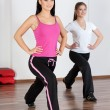 Fitness class — Stock Photo #18545963