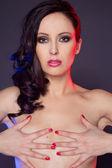 Sexy woman — Stock Photo
