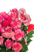 Bouqet of roses — Stock Photo