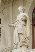 Stone statue — Stock Photo