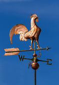Wind cock — Stock Photo