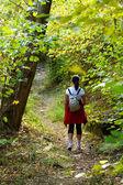 Excursionist — Stock Photo