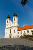Church of Tihany ,Hungary — Stock Photo