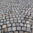 Cobblestone street — Stock Photo