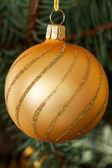 クリスマスの飾り — ストック写真