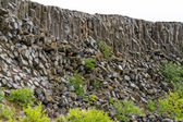 Basalt — Stock Photo