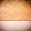Parquet background — Stock Photo