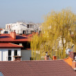 Roofs of buildings — Stockfoto
