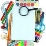 School supply for kids — Stock Photo #12158359
