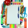 Royalty-Free Stock Photo: School accessories