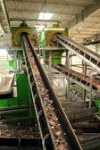 回收中心 — 图库照片