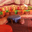 Stock Photo: Berber tent