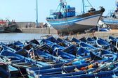 Port in Essaouira — Stock Photo