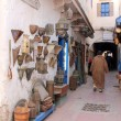 Stock Photo: Street of Essaouira