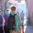 Souk in Marrakech — Stock Photo