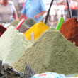 Spices market — Stock Photo