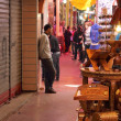 Souk in Agadir, Morocco — Stock Photo