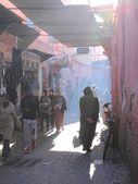 Street of medina — Stock Photo