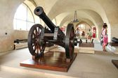Ancient cannon — Stock Photo