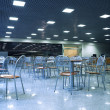 Empty cafe interior — Stock Photo