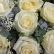 White rose flower arrangement — Lizenzfreies Foto