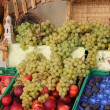 Stock Photo: Fruits at market