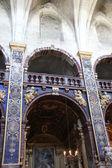 Interior igreja — Foto Stock