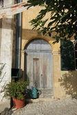 Casa em provence — Foto Stock