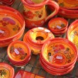 Photo: Colorful Provencal Pottery