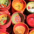 ストック写真: Colorful Provencal Pottery