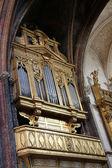 Kirche innenraum — Stockfoto