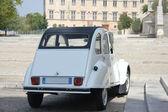 старинный французский автомобиль — Стоковое фото