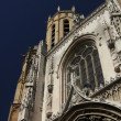 Stock Photo: Cathedral Saint-Sauveur d