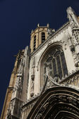 Cathedral Saint-Sauveur d — Stock Photo